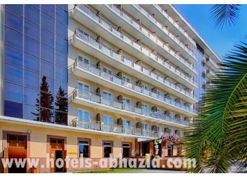 Инфраструктура пансионата | Пансионат Сан-Марина | Абхазия Гагра